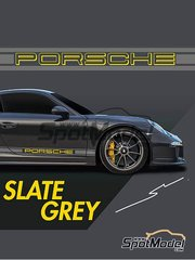 Splash Paints: Pintura - Gris Porsche Slate Grey