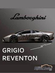 Splash Paints: Paint - Lamborghini Grigio Reventon