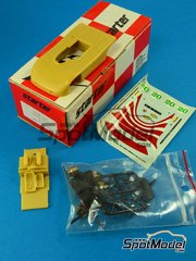 SpotModel: Model car kit 1/43 scale - Starter - Porsche 908-03 #20 - Targa Florio 1970