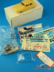 SpotModel: Model car kit 1/43 scale - Mini Racing - Talbot Lotus - Tour de Corse 1979 image