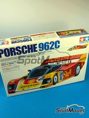 SpotModel: Model car kit 1/24 scale - Porsche 962C Shell image