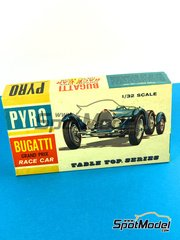 SpotModel: Model car kit 1/32 scale - PYRO - Bugatti Type 59 image