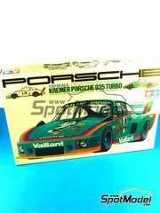 Tamiya: Model car kit 1/20 scale - Porsche 935 Turbo image