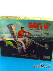 SpotModel: Model kit - PYRO - Surfs UP