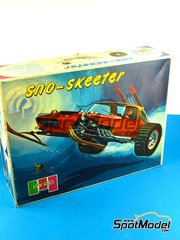 Car kit 1/16 by SpotModel - PYRO - Sno-skeeter image