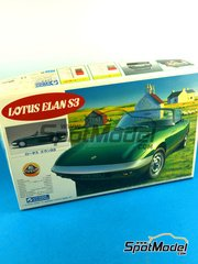 Car kit 1/24 by SpotModel - Gunze Sangyo - Lotus Elan image