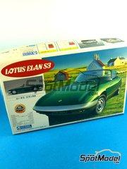 Mr Hobby: Model car kit 1/24 scale - Gunze Sangyo - Lotus Elan image