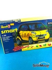 Revell: Model car kit 1/24 scale - Revell - Smart image