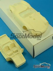 SpotModel: Transkit 1/24 scale - Porsche 550 - resin - for Fujimi kits