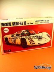 SpotModel: Model car kit 1/24 scale - Nagano Model - Porsche 910 Carrera 10 - plastic model kit