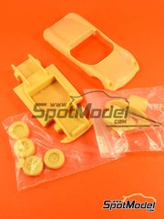 SpotModel: Model car kit 1/24 scale - Scale Kraft - Lotus 23 - resin kit
