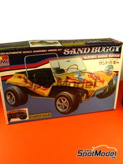 SpotModel: Model car kit 1/20 scale - Iwahori - Sand Buggy Mayers Manx - plastic model kit image