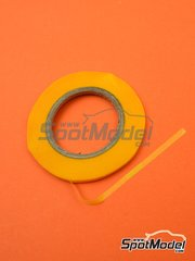 SpotModel: Masks - Masking tape - 3mm x 20m