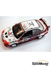 Studio27: Model kit 1/25 scale - Mitsubishi Lancer Evo VI