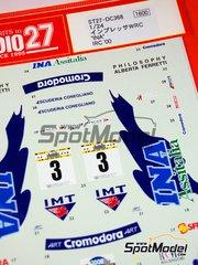 Studio27: Model kit 1/25 scale - Subaru Impreza WRX