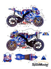 Studio27: Model kit 1/25 scale - Yamaha YZR M1