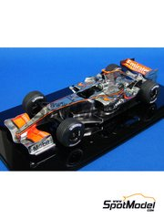 Studio27: Model car kit 1/20 scale - McLaren MP4/21 - Japan Grand Prix 2006 - resin multimaterial kit