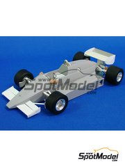 Studio27: Model car kit 1/20 scale - Lotus 93T - Brazilian Grand Prix 1983 - resin multimaterial kit