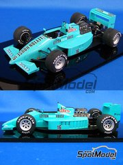 Studio27: Model car kit 1/20 scale - Leyton House March 871 - Japan Grand Prix 1987 - resin multimaterial kit