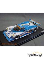 Studio27: Model car kit 1/24 scale - Nissan R88C - 24 Hours Le Mans 1988 - resin multimaterial kit
