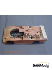 Studio27: Model car kit 1/24 scale - Mazda 757 - 24 Hours Le Mans 1986 - resin multimaterial kit