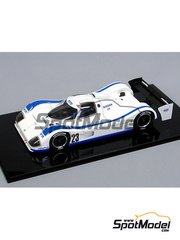 Studio27: Model car kit 1/24 scale - Nissan NP35 - Japan GT Championship JGTC 1992 - resin multimaterial kit
