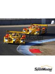 Studio27: Model car kit 1/24 scale - Porsche RS Spyder Penske 2007 - resin multimaterial kit