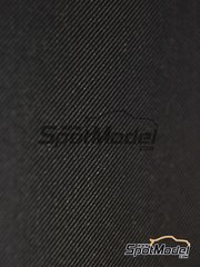 Studio27: Decals - Carbon fiber twill weave metallic gray smallest size pattern