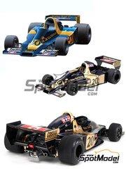 Tamiya: Model car kit 1/12 scale - Wolf WR1