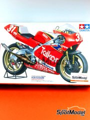 Tamiya: Model bike kit 1/12 scale - Yamaha TZ250M - for Shunko Models kit SHK-D251