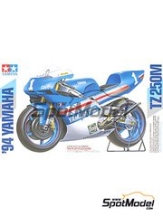 Tamiya: Model bike kit 1/12 scale - Yamaha TZ250M