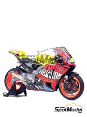 Tamiya: Model bike kit 1/12 scale - Honda RC211V Repsol