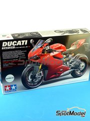 Tamiya: Model bike kit 1/12 scale - Ducati 1199 Panigale S - plastic model kit
