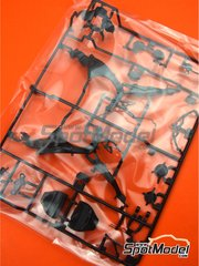 Tamiya: Spare part 1/12 scale - Yamaha YZF-R1M: Sprue C - plastic parts - for Tamiya references TAM14133, 14133, HC-14133, 4950344141333 and TMY14133