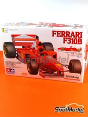 Tamiya: Model car kit 1/20 scale - Ferrari F310B Marlboro #5, 6 - Michael Schumacher (DE), Eddie Irvine (GB) - FIA Formula 1 World Championship 1997 - plastic model kit