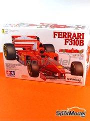 Tamiya: Model car kit 1/20 scale - Ferrari F310B Marlboro #5, 6 - Michael Schumacher (DE), Eddie Irvine (GB) - World Championship 1997 - plastic model kit