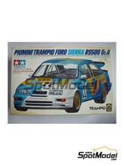Tamiya: Model car kit 1/24 scale - Ford Sierra RS500