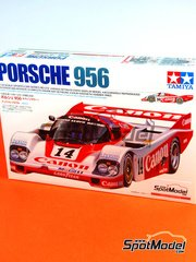 Tamiya: Model kit 1/24 scale - Porsche 956