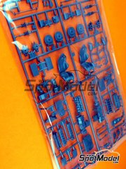 Tamiya: Spare part 1/24 scale - Ferrari Laferrari: Sprue C - plastic parts - for Tamiya reference TAM24333 image