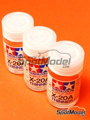 Tamiya: Thinner - Acrilic X-20A Thinner - 46ml