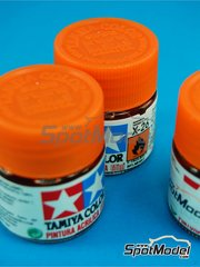 Tamiya: Acrylic paint - Clear orange X-26 - 1 x 10ml
