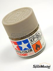 Tamiya: Acrylic paint - Medium Grey XF-20