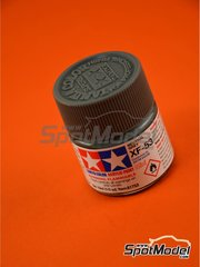 Tamiya: Acrylic paint - Neutral grey XF-53 - 1 x 10ml