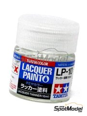 Tamiya: Lacquer paint - Thinner LP-10