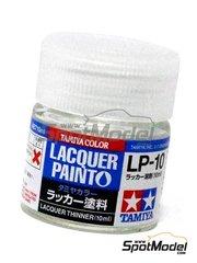 Tamiya: Pintura laca - Disolvente LP-10
