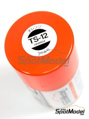 Tamiya: Spray - Naranja TS-12 Orange