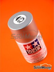Tamiya: Spray - Plata - TS-30 - Silver leaf