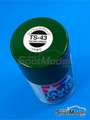 Tamiya: Spray - Racing Green TS-43