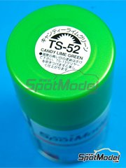 Tamiya: Spray - Candy Lime Green TS-52 - 100ml