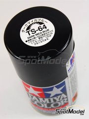 Tamiya: Spray - Azul Mica Oscuro TS-64 Dark Mica Blue - 100ml